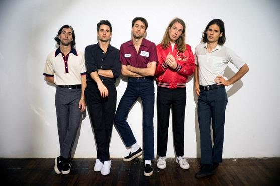 The Vaccines tour 2019
