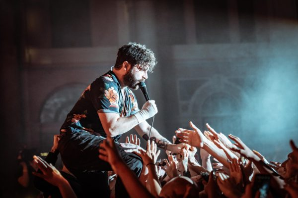 Foals - Alexandra Palace London 2019 - GIG GOER