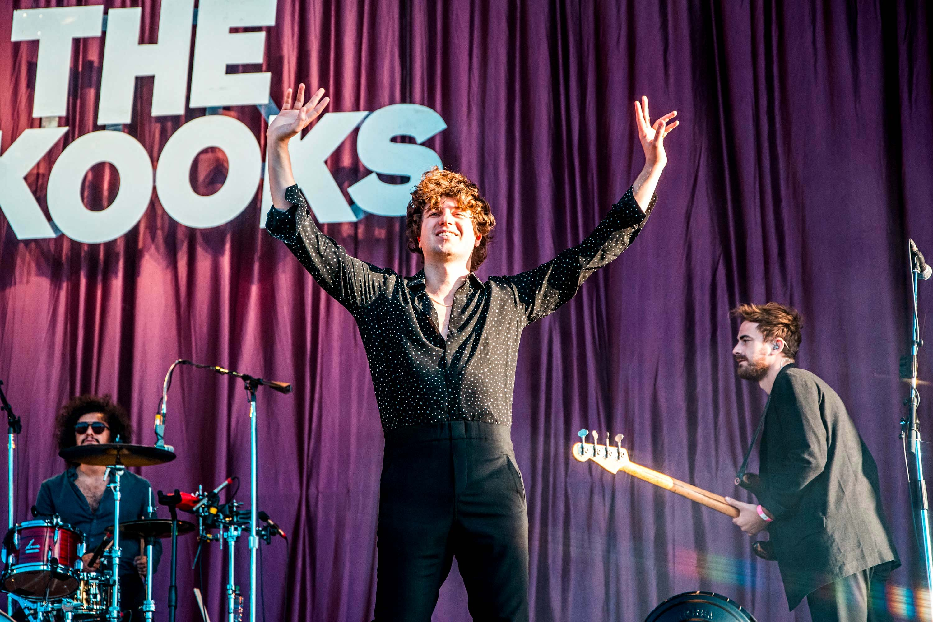 The Kooks - Community Festival 2019 - GIG GOER