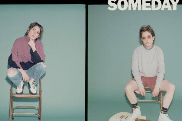 Tegan and Sara - I'll Be Back Someday artwork