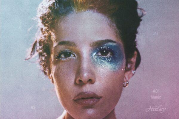 Halsey - Manic - album artwork