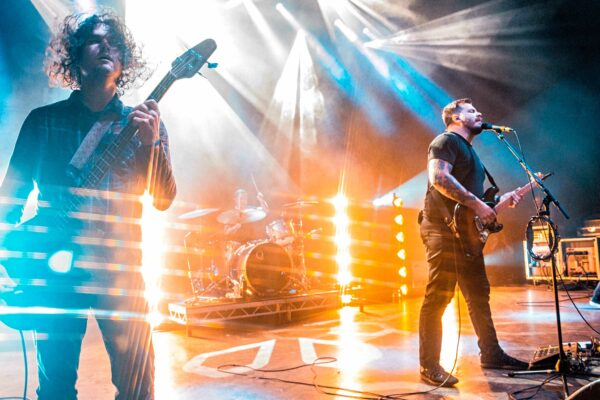 Thrice - O2 SBE London - GIG GOER 2019