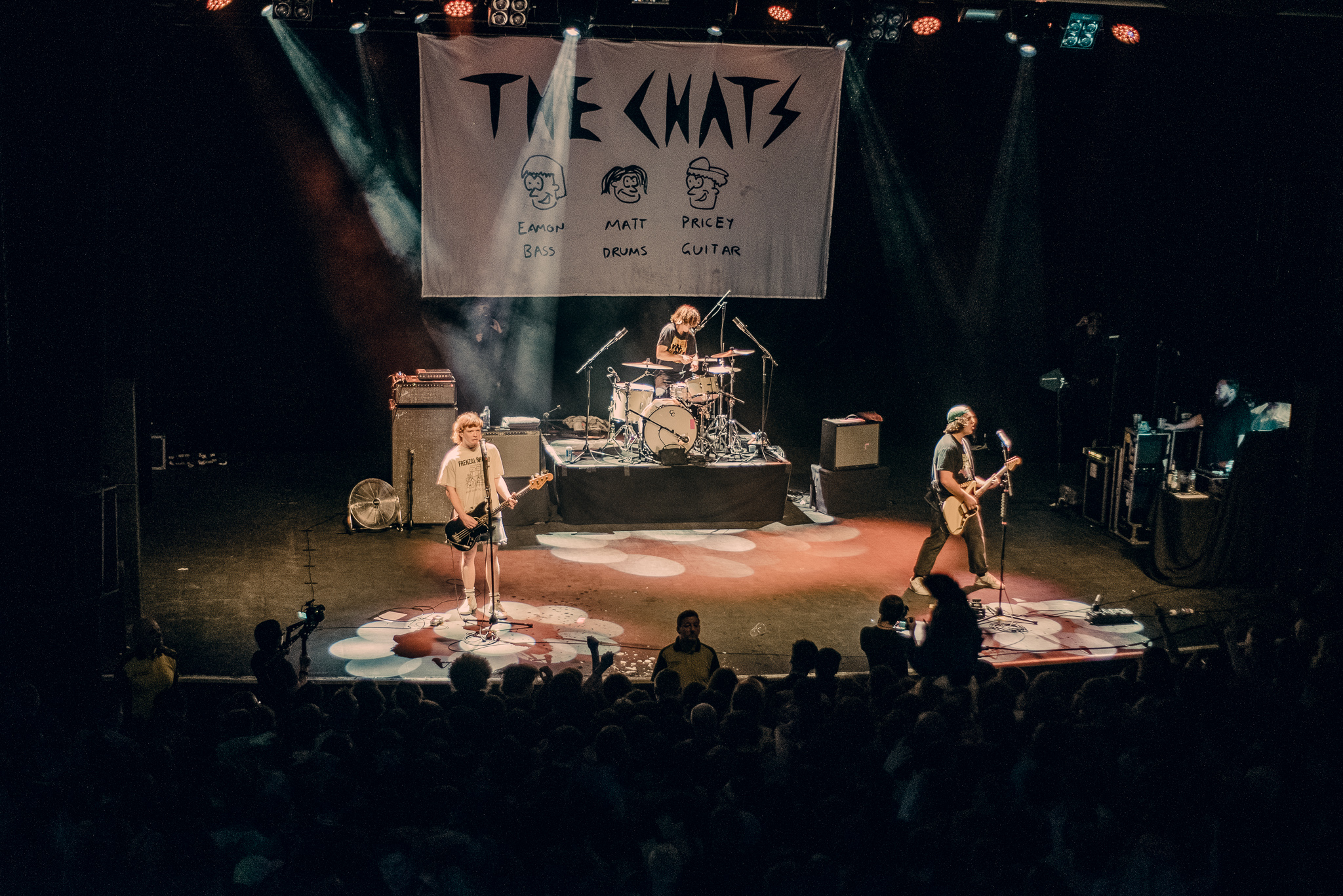 The Chats - O2 Forum Kentish Town London - GIG GOER 2019