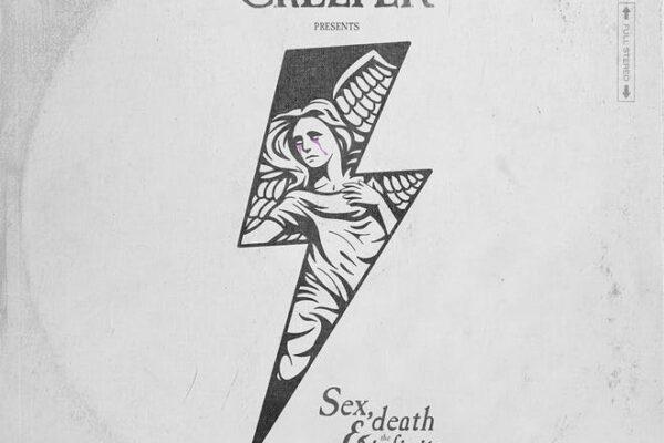Creeper Sex, Death & The Infinite Void album cover 2020