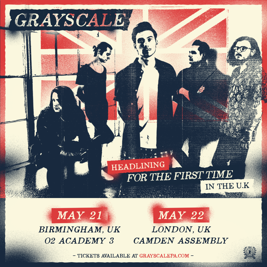 Grayscale UK Tour 2020