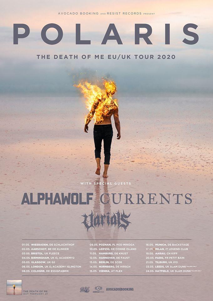 Polaris tour 2020