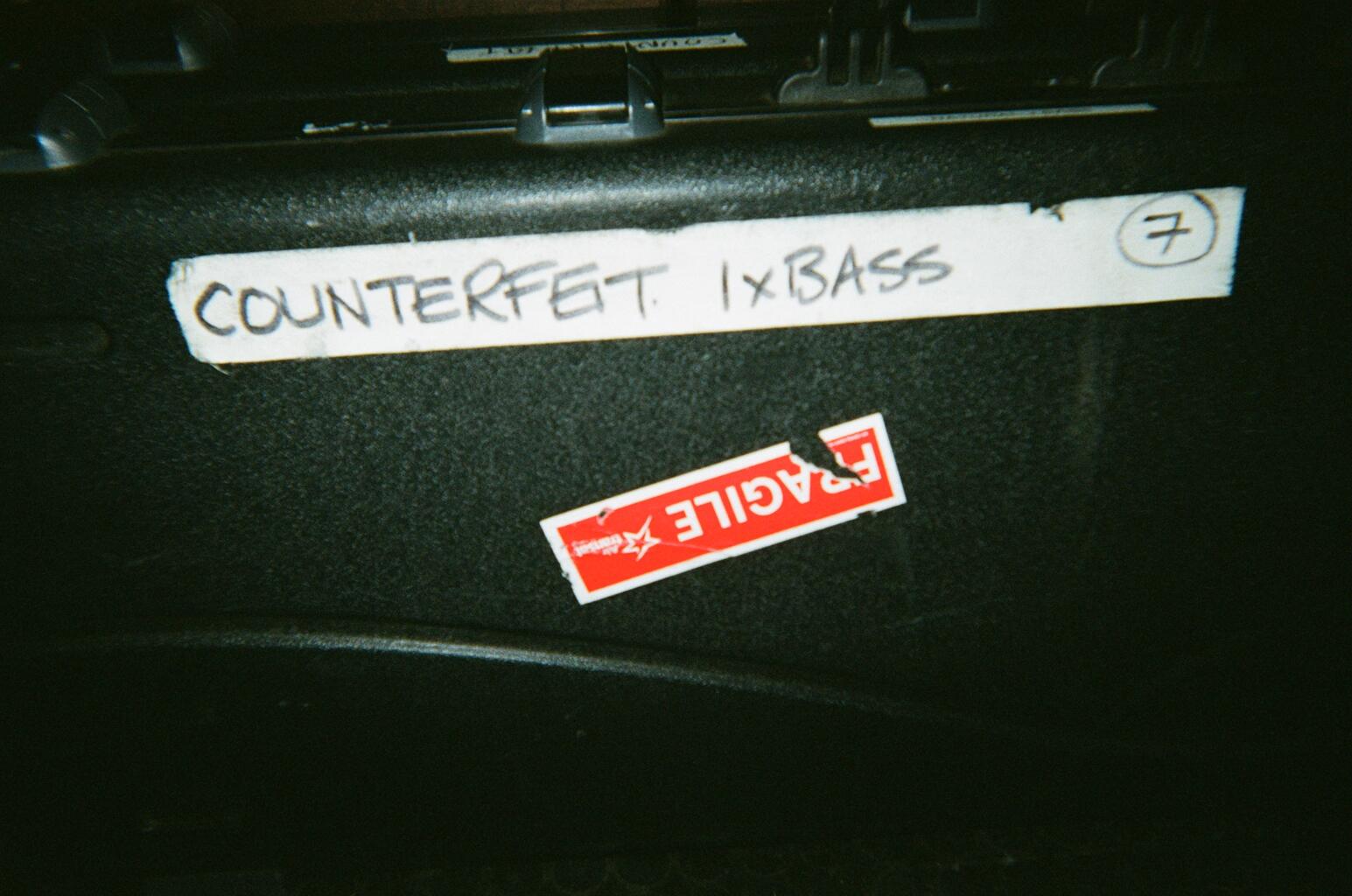 Counterfeit. - GIG GOER 2020