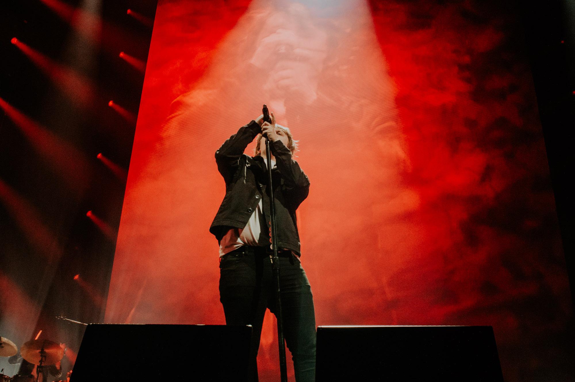 Lewis Capaldi - SSE Arena Wembley - GIG GOER 2020