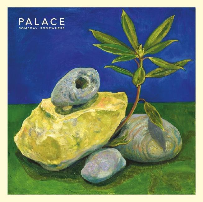 Palace Someday, Somewhere EP