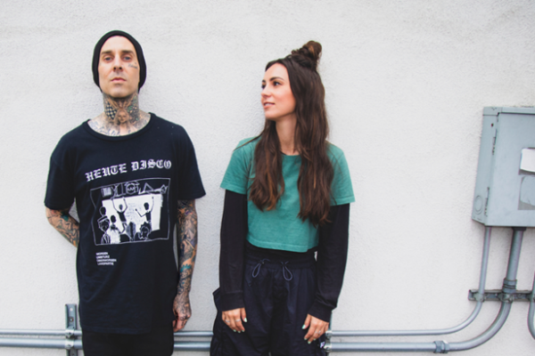 Amy Shark x Travis Barker
