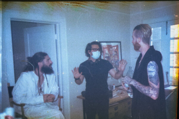 Backstage With... MISSIO - GIG GOER
