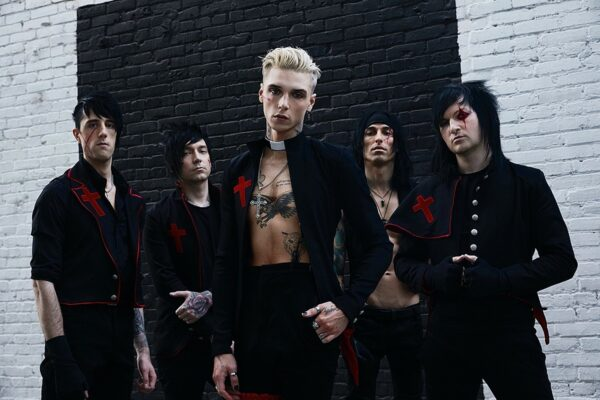 Black Veil Brides Press 2020
