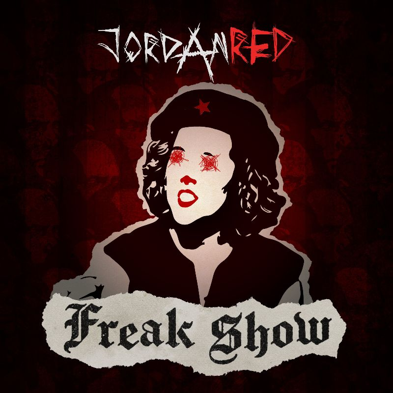Jordan Red Freak Show