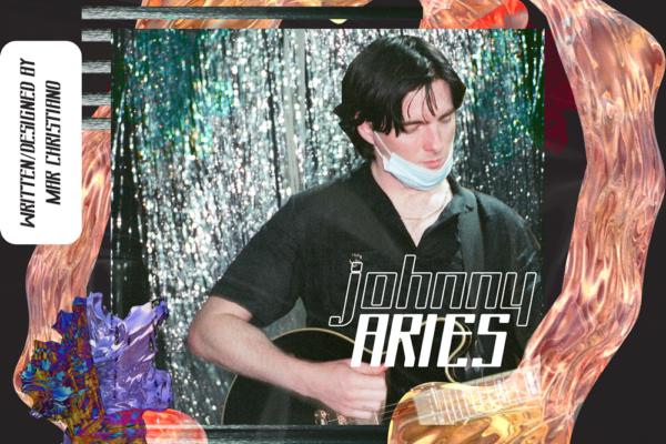 Johnny Aries x GIG GOER