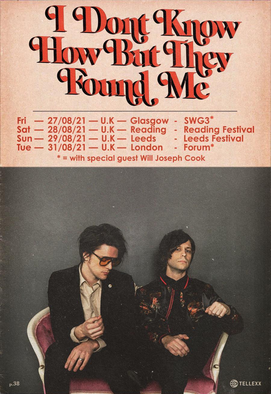 iDKHOW UK tour