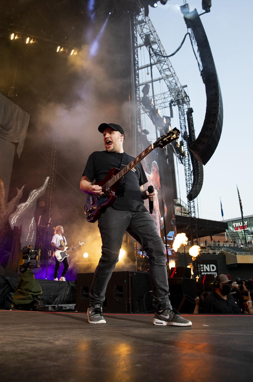 Fall Out Boy - Hella Mega Tour - Morgan Winston - GIG GOER