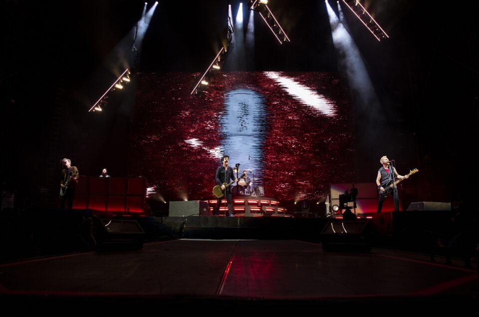 Green Day - Hella Mega Tour - Morgan Winston - GIG GOER